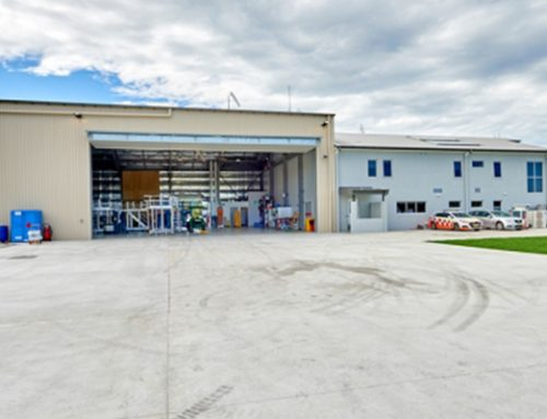 Westpac Rescue Helicopter Headquarters – Lismore
